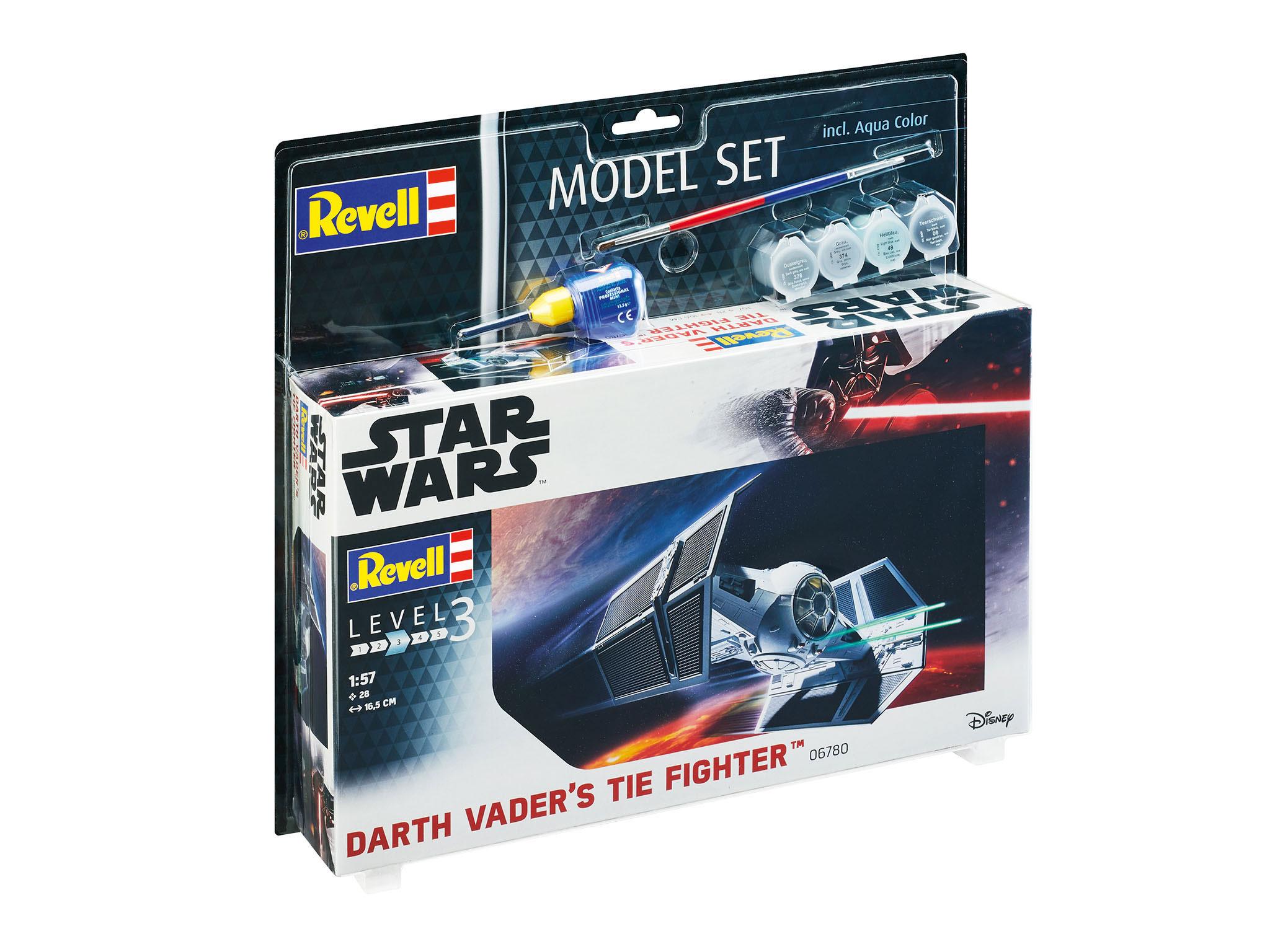 Modell Darth Vader's TIE Fighter